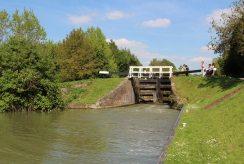 Caen Hill Locks, Kennet and Avon Canal, Devizes