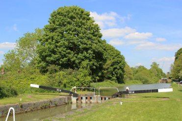 Caen Hill Locks, Trust Lock 48, Kennet and Avon Canal, Devizes