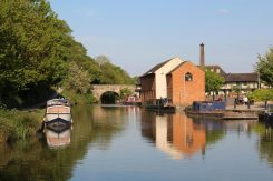 Devizes Wharf, Kennet and Avon Canal, Devizes