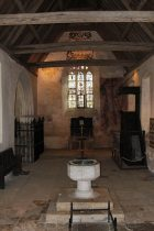 East end of Chapel, Farleigh Hungerford Castle, Farleigh Hungerford