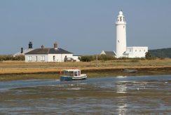 Hurst Lighthouse, Hurst Spit, Milford-on-Sea