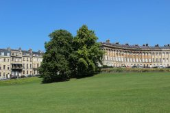 Marlborough Buildings and Royal Crescent, Bath