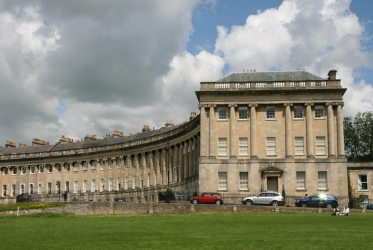 No. l Royal Crescent, Bath