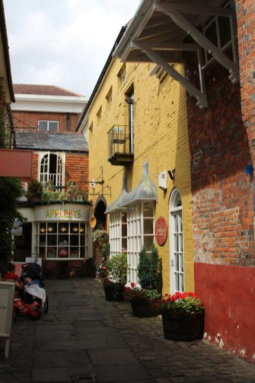 Old Hughenden Yard, Marlborough