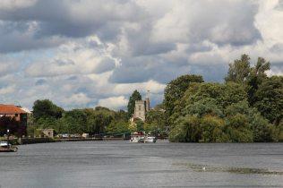 River Thames, from Radnor Gardens, Twickenham