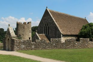 South-east Tower and Chapel, Farleigh Hungerford Castle, Farleigh Hungerford