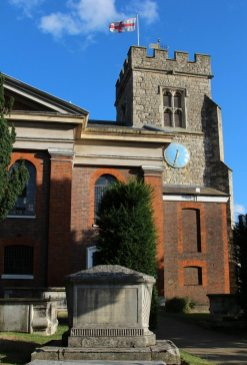 St. Mary's Church, Twickenham