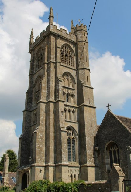 St. Philip and St. James Church, Norton St. Philip
