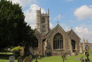 St. Philip and St. James Church, Norton St. Philip