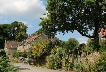 Station Road, Wellow