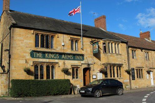 The Kings Arms Inn, Montacute