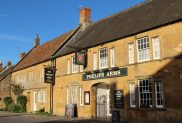 The Phelips Arms, Montacute