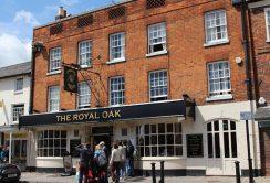 The Royal Oak, Marlborough