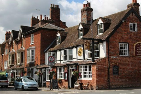 The Sun Inn, Marlborough