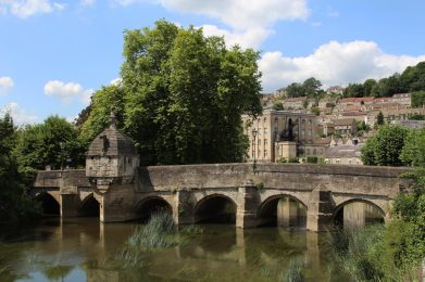 Town Bridge, River Avon, Bradford on Avon