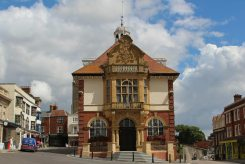 Town Hall, Marlborough