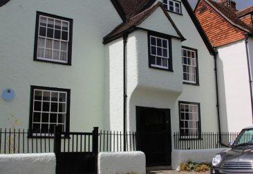 William Golding's house, The Green, Marlborough
