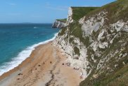 Beach, Durdle Door