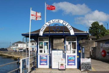 Entrance, Victorian Swanage Pier, Swanage