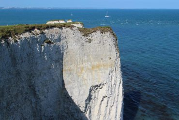 Headland, Old Harry Rocks, Studland