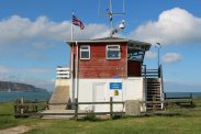 HM Coastguard Lookout Station, Peveril Point, Swanage