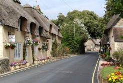 Main Road, West Lulworth
