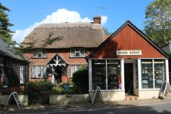 Odd Spot and Burley Garage Cottage, Burley, New Forest