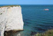 Poole Bay and Headland, Old Harry Rocks, Studland