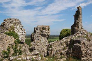 Ruins, Corfe Castle