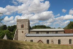 St. Andrew's Church, Nether Wallop