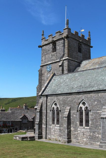 St. Edward, King and Martyr Church, Corfe Castle