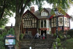 The Burley Inn, Burley, New Forest