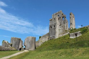 The Keep and South-West Gatehouse, Corfe Castle