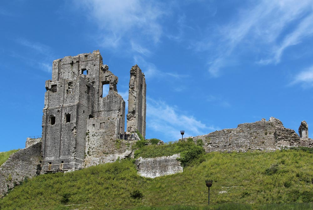 The Keep, Corfe Castle