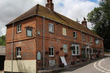 The White Lion Inn, Wherwell