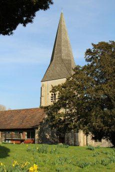 All Hallows Church, Whitchurch