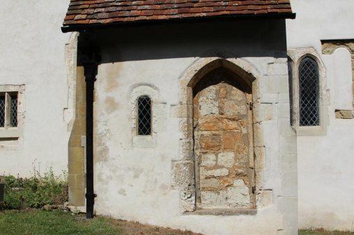 Anchorite's Cell, Chantry Chapel, St. Nicholas Church, Compton