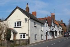 Cottages, Newbury Street, Whitchurch