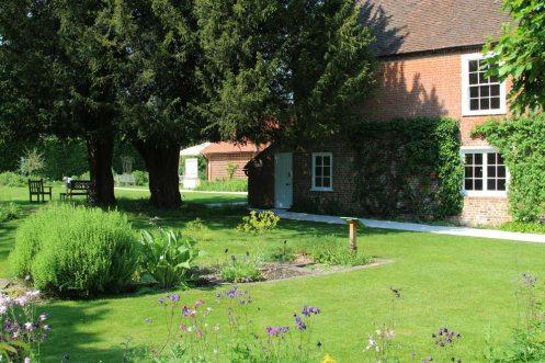 Garden, Jane Austen's House Museum, Chawton