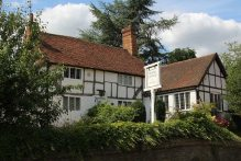 Moors Cottage, Compton