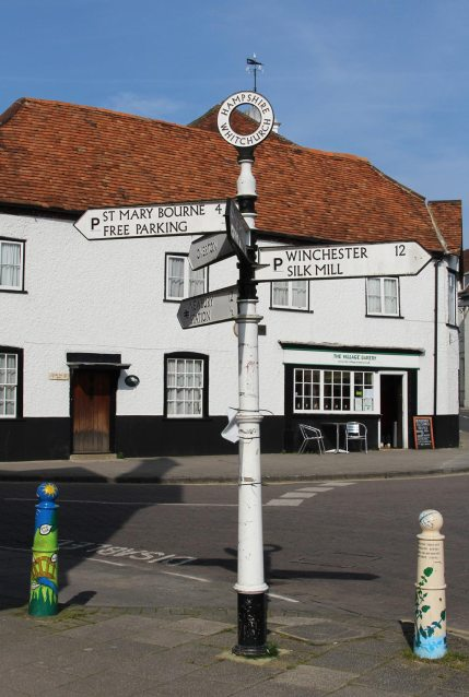 Signpost, Whitchurch