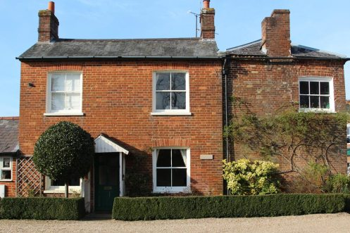 Silk Mill Cottage, Whitchurch