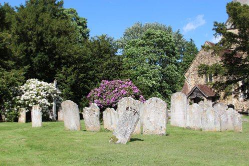 St. James' Churchyard, Shere