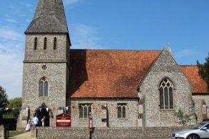 St. Peter's Church, Stockbridge