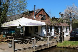 The Compasses Inn, Gomshall
