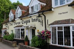 The Three Cups Inn, Stockbridge