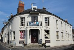 White Hart Hotel, Whitchurch