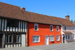 Cottages, Newbiggen Street, Thaxted