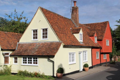 Cottages, Walden Road, Littlebury