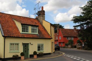 Pantiles cottage, Littlebury
